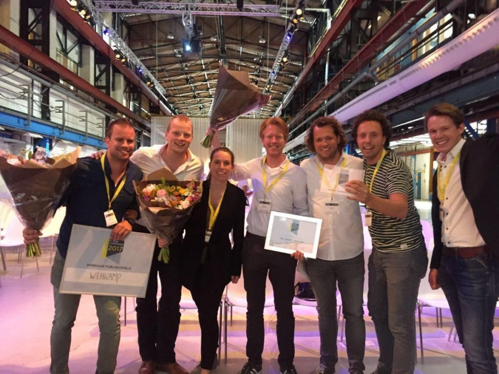 Winnaars DDMA Email Awards 2017
